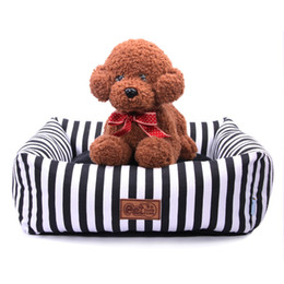 Large Housing Australia - Soft Cotton Dog Cat Bed Pet Puppy Bed Mat Warm Winter Teddy House Kitten Cat Sofa Bed Pet House for Small Medium Dog