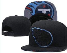 2018 Loja de fãs TITANS boné chapéu tomada sunhat headwear Snapback Cap Ajustável Toda a Equipe Bola De Beisebol snap back snapbacks chapéus