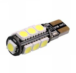 H1 yellow bulb online shopping - 12 v W5w Led Bulb Led Car For a4 b8 e46 Niva Rear Turn Signal White Yellow