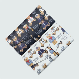 $enCountryForm.capitalKeyWord Canada - New Fashion Women Wallet Cartoon Printing Bear Hot Sale Long Leather Wallets Popular Change Purse Casual Ladies Cute Cash Purse Best friends