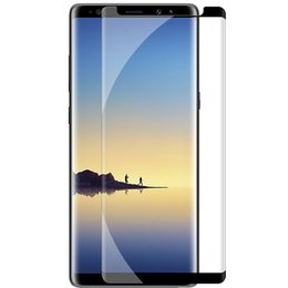 Chinese  For Samsung Galaxy S9 Note 8 Note8 S8 Plus S7 Edge Case Friendly 3d Curved Tempered Glass Case Version Phone Screen Protector manufacturers