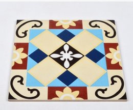 $enCountryForm.capitalKeyWord Australia - cheap!!!Mosa European style antique personalities small flower brick living room kitchen bathroom balcony floor tile wall brick 300mm* 300mm