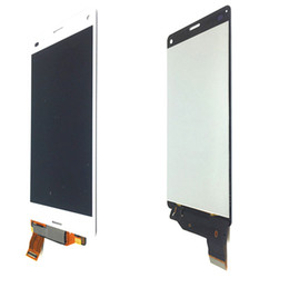$enCountryForm.capitalKeyWord UK - 4.6 inch For Sony Xperia Z3 Compact LCD Display Z3 mini D5803 D5833 z3mini lcd Touch Screen Digitizer Assembly