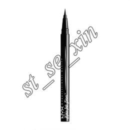 12 шт./NYX Epic Ink Liner NYX wateroof подводка для глаз карандаш черный возглавлял professiona макияж подводка для глаз карандаш черный цвет жидкий глаз лайнер в наличии