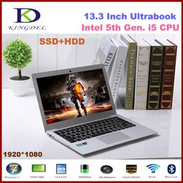 $enCountryForm.capitalKeyWord NZ - Ultra thin 13.3 inch Intel i5 5th Gen CPU Laptop Notebook with 8GB RAM 128GB SSD 1920*1080, 8 Cell Battery, Metal Case