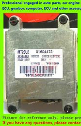 Для автомобиля двигатель компьютер/MT20U MT20U2 MT22 ЭБУ/электронный блок управления/ПК автомобиля/ Джили Панда MT20U2 01604473 28238382