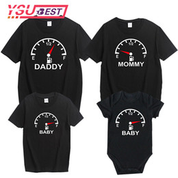 d8cb8acba Family Matching Outfits Father and Son Mommy and Me Clothes Baby Summer Family  Outfits Clothing T-shirt for Dad Son Clothes