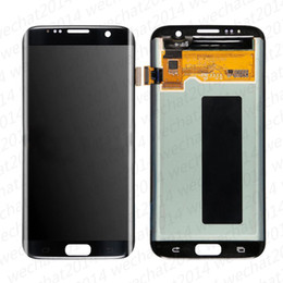 Lcd samsung edge online shopping - LCD Display Touch Screen Digitizer Assembly Replacement Parts for Samsung Galaxy S7 Edge AMOLED G935 G935A G935