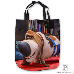$enCountryForm.capitalKeyWord Australia - Custom Canvas Boog-Elliot-Open-Season Tote Shoulder Shopping Bag Casual Beach HandBag Daily Use Foldable Canvas #180713-8