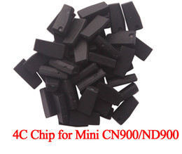 Discount volvo key cloning CN1 CN2 4C4D CN900 chip CN1 Copy 4C Chip (repeat clone by CN900 or ND900) Car key chip 10pcs lot