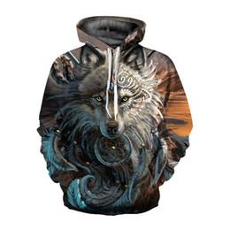 $enCountryForm.capitalKeyWord Canada - EHUANHOOD Men's Teen Wolf Hoodies Sweatshirt Mens Streetwear 3D Hoodies Tracksuit Mens Clothing Thin Winter Jacket Men Pullover