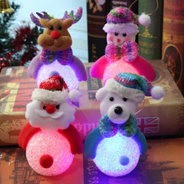 types christmas ornaments australia lighting christmas snowman tree hanging decorations santa claus gift festival ornament