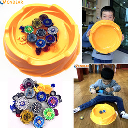 BeyBlade metal masters sets online shopping - Beyblade arena stadium Metal Fusion D Freies System Battle Metal Top Fury Masters launcher and grip children christmas toy