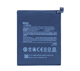 xiaomi hongmi battery UK - 1x 4000mAh   15.4Wh BN43   BN 43 3.85VDC Phone Replacement Battery For Xiaomi Redmi Hongmi Note 4X Note4X 4 X 5.5inch 5.5""