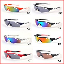 469b248d0a Brand New Bicycle Glass Men Sunglasses Sports To Peak Cycling Sunglasses  Sports Spectacl Fashion Dazzle Colour Mirrors Free Shipping 99181