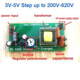 Input output module online shopping - Freeshipping High Voltage DC DC Boost Converter input V V Step up to output V V V V adjustable Power PSU Module