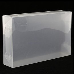$enCountryForm.capitalKeyWord NZ - Transparent Plastic PP Box Wedding Party Favor Boxes Favors Holder Tea Packaging Boxes S L Two Sizes QW8190
