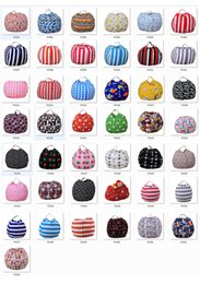 $enCountryForm.capitalKeyWord Canada - 45cm Storage Bean Bags Beanbag Chair Kids Bedroom Stuffed Animal Dolls Organizer Plush Toys Buggy Bags Baby Play Mat