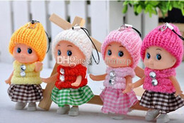 Voodoo pendant online shopping - New Kids Toys Dolls Soft Interactive Baby Dolls Toy Mini Doll For Girls good cheap gift