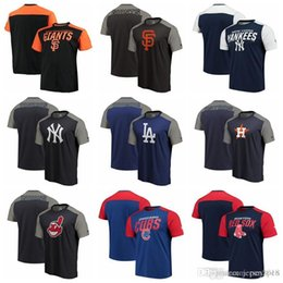 $enCountryForm.capitalKeyWord NZ - San Francisco Giants Los Angeles Dodgers Houston Astros Cleveland Indians Chicago Cubs Fanatics Branded Big & Tall Iconic T-Shirt