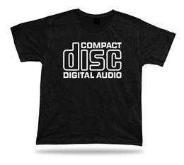 $enCountryForm.capitalKeyWord UK - Compact Disc digital Audio vintage retro Electronics T Shirt Bass funny Music