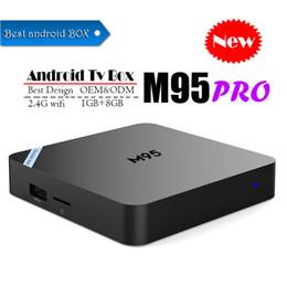 $enCountryForm.capitalKeyWord NZ - New M95 PRO Allwinner H3 Android TV Box 1GB 8GB Quad Core 100M Lan 2.4G WiFi 4K VP9 HDR10 IPTV Android Smart media player BETTER MXQ PRO 4K