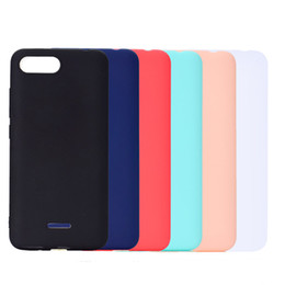 Wholesale Candy Color Cover For Xiaomi Redmi A Case Soft TPU Ultrathin Designer Mobie Phone Cases Capinha
