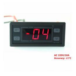 $enCountryForm.capitalKeyWord NZ - 2014 New 220V 10A Digital LCD Thermostat Regulator Temperature Controller with 2M NTC sensor F0003