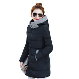 $enCountryForm.capitalKeyWord Canada - 2017 High Quality Ladies Parka Winter Jacket Women Long Overcoat Down Cotton Winter Coat Women Thicken Hooded Jacket Coat C3775
