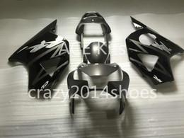 $enCountryForm.capitalKeyWord Australia - Motorcycle Fairing kit for HONDA CBR900RR 954 02 03 CBR 900RR 2002 2003 CBR900 ABS hot Black Gray Fairings set+3gifts K8