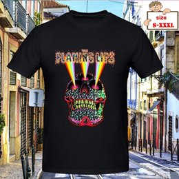$enCountryForm.capitalKeyWord Canada - Stranger Things Print T Shirts Original Print Men's Emek Flaming Lips Skull T-Shirt Crew Neck Short-Sleeve Tee For Men