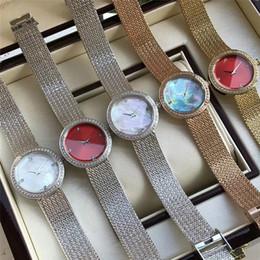 $enCountryForm.capitalKeyWord NZ - 2019 New Luxury Wristwatch star rivet elegant Milan women lady girl women fashion Watch timeless Wristwatch