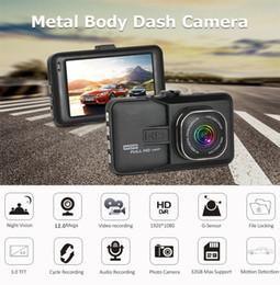 PoPular english online shopping - Popular car DVR digital video dashcam auto registrator cam inches Novatek P full HD WDR G sensor motion detection parking monitor