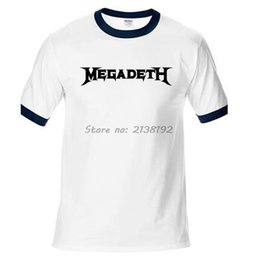 $enCountryForm.capitalKeyWord Canada - hot sale Thrash Metal Band Megadeth t shirt summer new 100% cotton high quality raglan men t-shirt fashion hip hop top tees