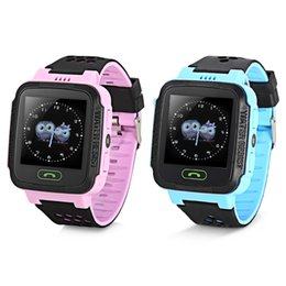 all'ingrosso Y21 Kids Smart Watch LCD da 1,44 pollici Telefono inglese russo con supporto di emergenza GPS SOS Micro SIM per Android iOS