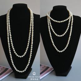 $enCountryForm.capitalKeyWord NZ - 2018 Bridal Wedding Jewelry Bride Multilayer Pearl Sweater Chain Long Style Lady Stars Same Wedding Shirt Necklace Accessories