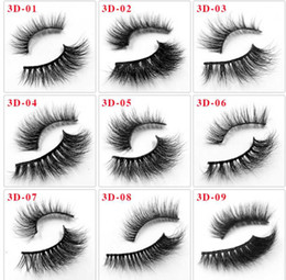 plastic black magnets NZ - 3 Magnetic Eyelashes Extension Natural False Eyelashes on magnets Reusable 3D Magnetic Fake Eye Lashes Makeup Soft Easy To Wear