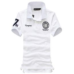 aa9c0c68445 Plus size Pink Polo shirt online shopping - 2016 Polo Black Shirt Polo  Ralphmen Solid Polo
