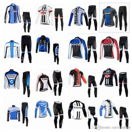 c994db1ef Jerseys New Models Australia - GIANT team Cycling long Sleeves jersey pants  sets New best selling
