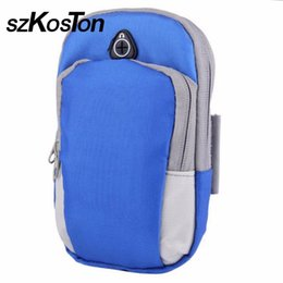 Wholesale Universal Sports Armband Case Bag For plus Gym Running Arm Band Pouch Bag For Xiaomi mi Huawei Mobile Phone Sport