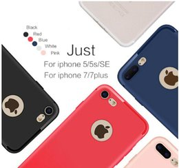 Phone dust covers online shopping - Slim Soft TPU Silicone Case Cover Candy Colors Matte Phone Cases Shell with Dust Cap For iPhone X S Plu S DHL