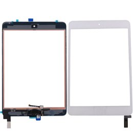 Mini Ipad Touch Screen Replacement Australia - New Original Touch Screen Digitizer For iPad mini 4 with Home Button TP + IC Front Glass Panel Replacement