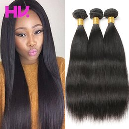 $enCountryForm.capitalKeyWord Australia - Brazilian Virgin Human Hair Weave 3 Bundles Unprocessed Brazillian Peruvian Indian Malaysian Straight Remy Hair Extensions