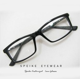 $enCountryForm.capitalKeyWord Australia - SPEIKE Customized prescription Eyewear New Fashion square Eyeglasses R 5269 Frames For Men and Women can be myopia glasses reading glasses