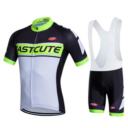 $enCountryForm.capitalKeyWord NZ - 4 Different Models White Color Fluo Cycling Jerseys Sets for Men Summer Short Sleeve Mountain Bike Clothes Maillot Ciclismo Cycle Wear