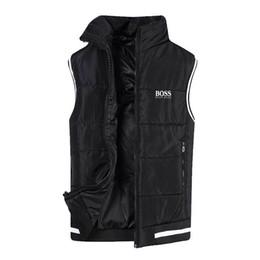 Warm stylish jackets online shopping - Vest Men New Stylish Autumn Winter Warm Sleeveless Jacket Waistcoat Men s Vest Fashion Casual Coats Mens Windproof Jackets