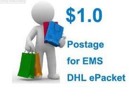 e59e8c93e7e8 Franqueo para DHL EL CCSME poste de China epacket Envío gratis Enlace de  pago bolsas de las mujeres nuevo