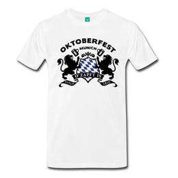 2504303c Oktoberfest Germany Bavaria Men's Premium T-Shirt T-Shirts 2017 Brand  Clothes Slim Fit Printing T Shirt Summer Style Funny