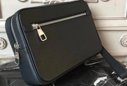Damier Echtes Leder Kasai BAGS braun Mono CANVAS TOILETRY Taschen Palm Handgelenke für Herren Handtaschen Frauen Clutch bag m41663