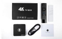 $enCountryForm.capitalKeyWord Australia - A95X PRO S905W Android 7.1 Voice Contril TV Box Media Player Wifi TV Box With Voice Set Top Box A95X PRO DHL